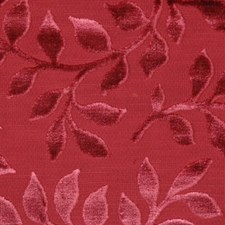 Rustic Red Drapery and Upholstery Fabric by Highland Court