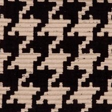 Black/beige Drapery and Upholstery Fabric by Highland Court