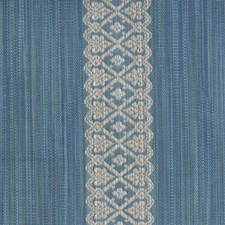 Lake Blue Drapery and Upholstery Fabric by Highland Court