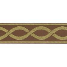 Teak Drapery and Upholstery Fabric by Robert Allen/Duralee