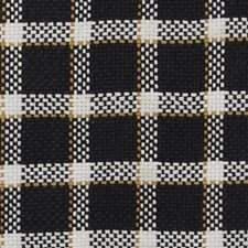 Black/white Drapery and Upholstery Fabric by Highland Court