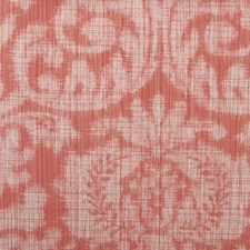 Tearose Damask Drapery and Upholstery Fabric by Highland Court