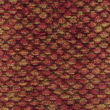 Red Pepper Chenille Drapery and Upholstery Fabric by Highland Court