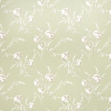 Dogwood Floral Drapery and Upholstery Fabric by Fabricut
