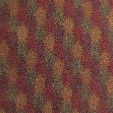 Green/Burgundy/Red Drapery and Upholstery Fabric by Kravet