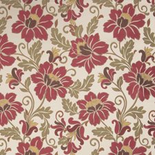 Garden Floral Drapery and Upholstery Fabric by Fabricut