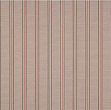 Grey/Beige Stripes Drapery and Upholstery Fabric by Kravet
