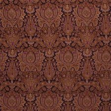 Ebony Paisley Drapery and Upholstery Fabric by Lee Jofa