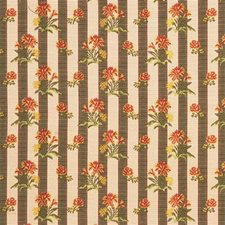 Ivy Stripes Drapery and Upholstery Fabric by Lee Jofa