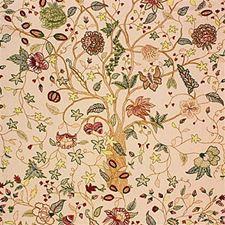 Documen Crewel Drapery and Upholstery Fabric by Lee Jofa