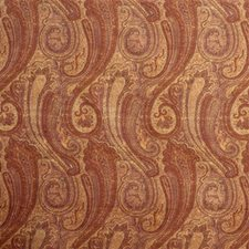 Clay Paisley Drapery and Upholstery Fabric by Lee Jofa