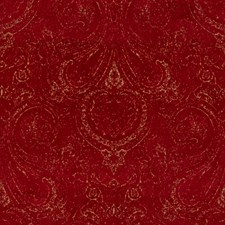 Garnet Solid W Drapery and Upholstery Fabric by Lee Jofa
