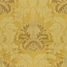 Gold Embroidery Drapery and Upholstery Fabric by Lee Jofa