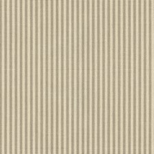 Silver Stripes Drapery and Upholstery Fabric by Lee Jofa