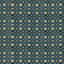 Lapis Small Scales Drapery and Upholstery Fabric by Lee Jofa