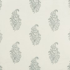 Dusk/Ivory Drapery and Upholstery Fabric by Lee Jofa