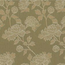 Sage/Sisal Print Drapery and Upholstery Fabric by Lee Jofa