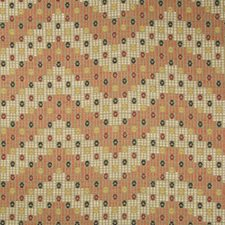Beige/Multi Ethnic Drapery and Upholstery Fabric by Lee Jofa
