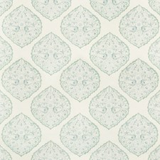Mist Paisley Drapery and Upholstery Fabric by Lee Jofa