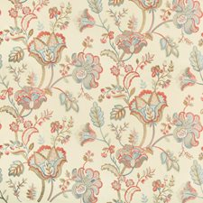 Petal/Capri Botanical Drapery and Upholstery Fabric by Lee Jofa