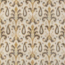Sandstone Damask Drapery and Upholstery Fabric by Lee Jofa