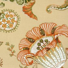Melon Drapery and Upholstery Fabric by Duralee