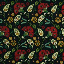 Ebony Drapery and Upholstery Fabric by Robert Allen