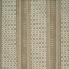 Beige/Brown/White Stripes Drapery and Upholstery Fabric by Kravet