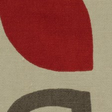 Cherry Drapery and Upholstery Fabric by Robert Allen /Duralee