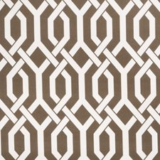 Frappaccino Geometric Drapery and Upholstery Fabric by Fabricut
