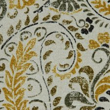 Golden Drapery and Upholstery Fabric by Robert Allen /Duralee