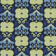 Cobalt Drapery and Upholstery Fabric by Robert Allen /Duralee