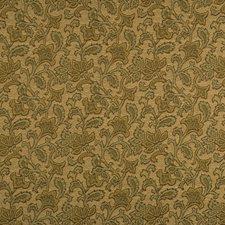 Avocado Jacquard Pattern Drapery and Upholstery Fabric by Fabricut
