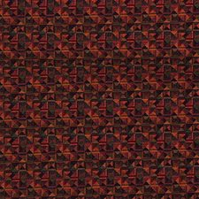 Burgundy/Red/Rust Crypton Drapery and Upholstery Fabric by Kravet