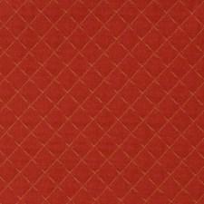 Paprika Diamond Drapery and Upholstery Fabric by Fabricut