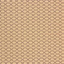 Sand/Pl Novelty Drapery and Upholstery Fabric by Groundworks