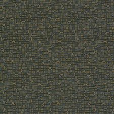Green/Yellow Modern Drapery and Upholstery Fabric by Kravet