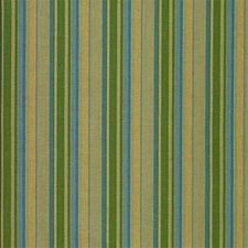 Chartreuse Stripes Drapery and Upholstery Fabric by Lee Jofa