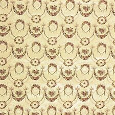 Beige/Pink/Green Lattice Drapery and Upholstery Fabric by Kravet