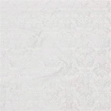 White Damask Drapery and Upholstery Fabric by Kravet