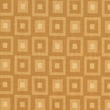 Inca Gold Check Drapery and Upholstery Fabric by Fabricut