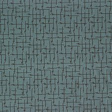 Blue/Brown Novelty Drapery and Upholstery Fabric by Kravet