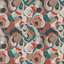 Persimmon Drapery and Upholstery Fabric by Robert Allen
