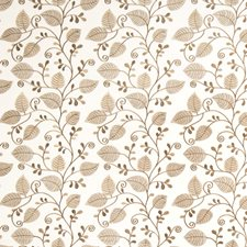 Birch Leaves Drapery and Upholstery Fabric by Fabricut