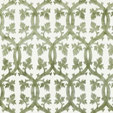 Green Tea Cut Drapery and Upholstery Fabric by Scalamandre