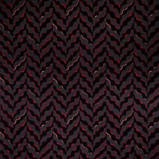 Black and Bright Animal Drapery and Upholstery Fabric by Fabricut