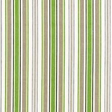 Green Tea CHATHAM STRIPES Drapery and Upholstery Fabric by Scalamandre
