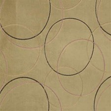 Yellow/Blue/Beige Contemporary Drapery and Upholstery Fabric by Kravet