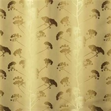 Amber Botanical Drapery and Upholstery Fabric by Kravet