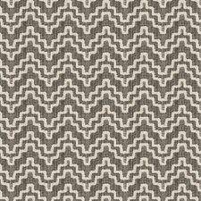 Chessboard Flamestitch Drapery and Upholstery Fabric by S. Harris